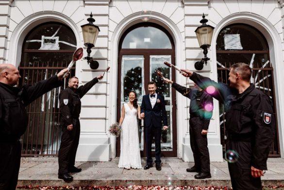 Hochzeitsfotograf Hamburg Altona Trauung