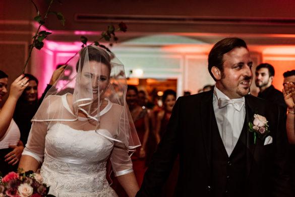 Tükische Hochzeit in Hamburg
