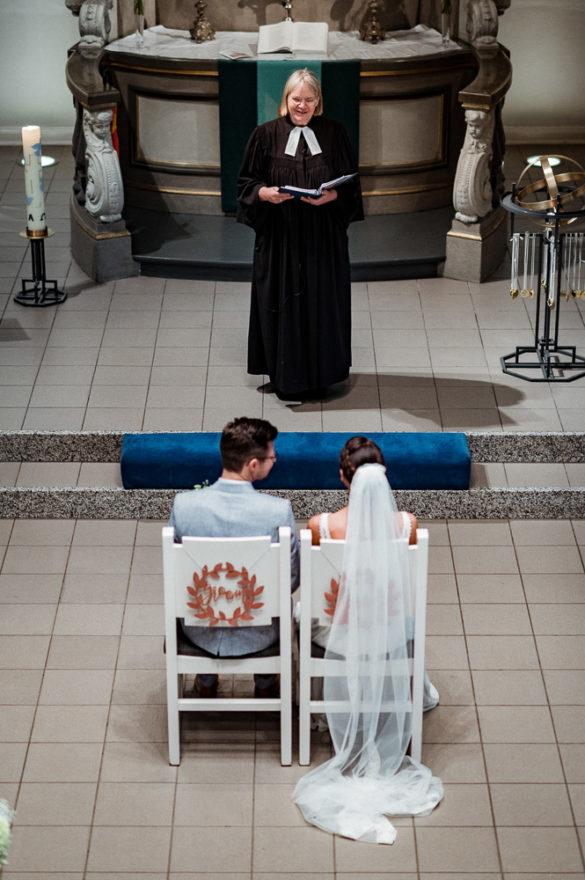 Hochzeit Kirche Groß Flottbek Hamburg