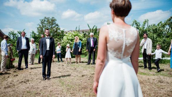 Biohof Ottilie Hochzeitsfeier