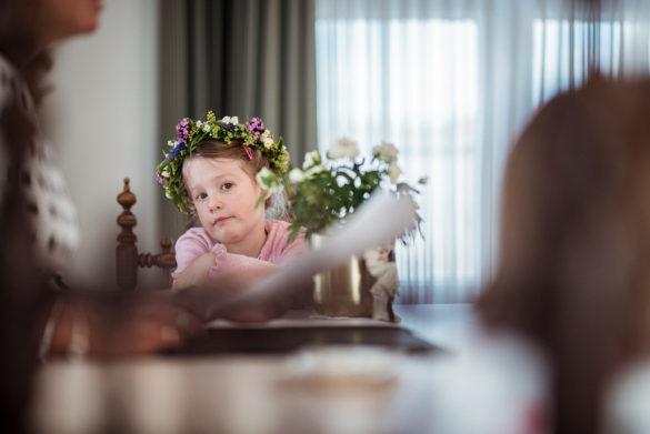 Hochzeitsfeier im Biohof Ottilie & Standesamtliche Trauung in Jork