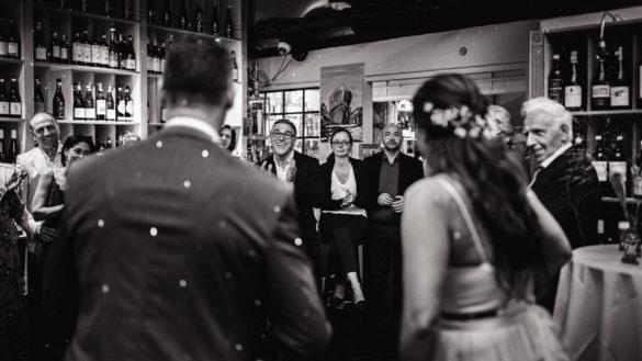 Italienische Hochzeit Hamburg
